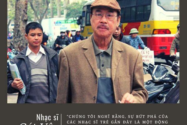 Vận động sáng tác ca khúc 'Hát lên Việt Nam'