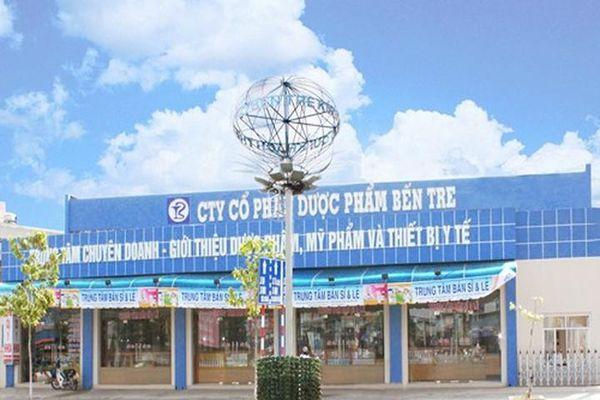 Dược phẩm Bến Tre (DBT): Phó chủ tịch đăng ký bán 1 triệu cổ phiếu