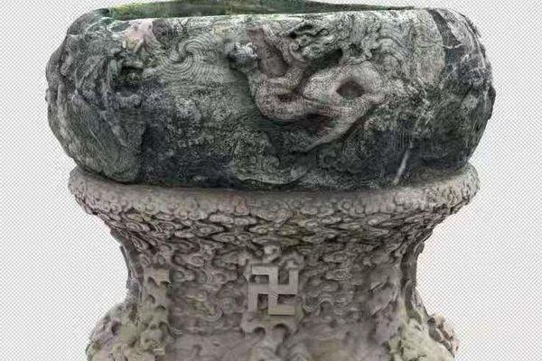 Hai siêu bảo vật quốc gia 'bạc mệnh' nhất Trung Quốc: Làm từ 3,5 tấn ngọc bích mà bị coi là hũ muối dưa