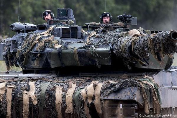 NATO triển khai tập trận quân sự quy mô lớn Steadfast Defender 2021