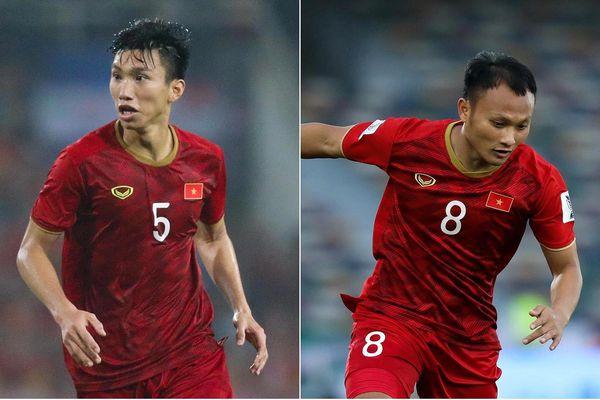 Ai thay Văn Hậu, Trọng Hoàng ở tuyển Việt Nam?
