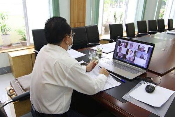 Nhiều địa phương họp trực tuyến qua Zalo