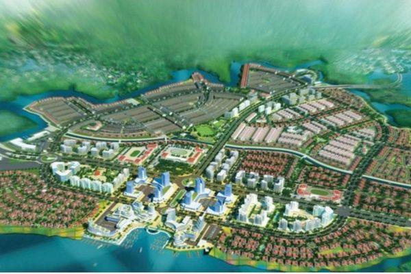 Đồng Nai đề nghị chủ đầu Khu đô thị Đồng Nai Waterfront tiếp thu, ưu tiên không gian công cộng