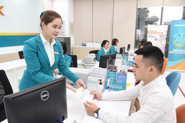 ABBank báo lãi 465 tỷ đồng trong quý 1-2021