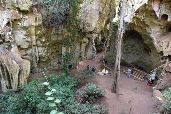 Phát hiện mộ Homo sapiens cổ xưa nhất thế giới, như 'vượt thời gian'
