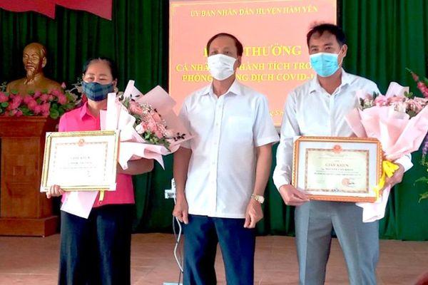 Tuyên Quang: Khen thưởng công dân tố giác 7 người Trung Quốc nhập cảnh trái phép