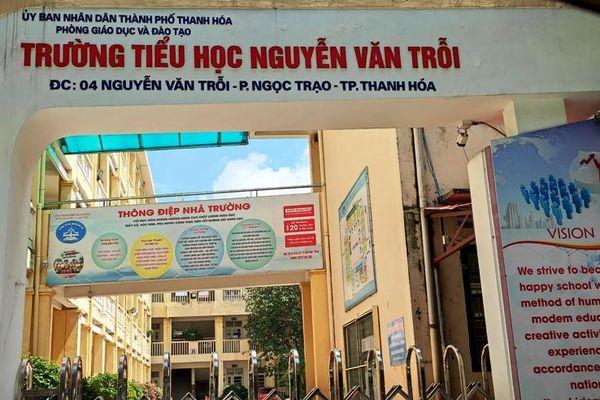 Thanh Hóa: Hai trường tiểu học phải tạm nghỉ vì liên quan ca bệnh Covid-19