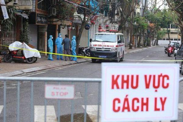 Xuất hiện ca mắc COVID-19 mới, Phú Thọ phong tỏa dây chuyền làm việc và 2 khu dân cư