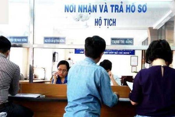 Tạo thuận lợi cao nhất cho người dân đăng ký hộ tịch