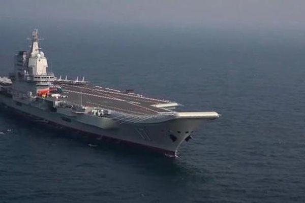 Tàu sân bay Trung Quốc kết thúc tập trận ở Biển Đông