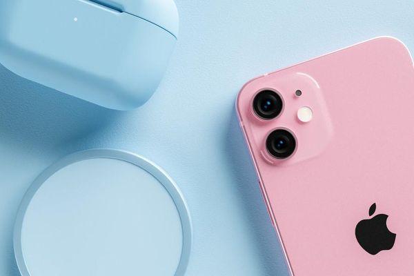 Ảnh render iPhone 13 màu hồng đẹp 'đốn tim' chị em