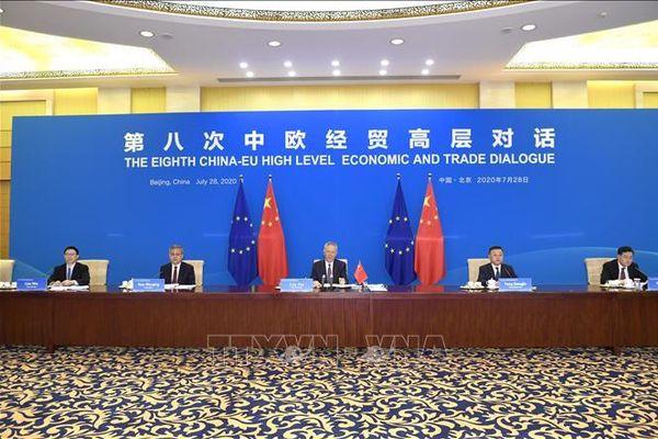 Trắc trở Hiệp định toàn diện về đầu tư EU-Trung Quốc