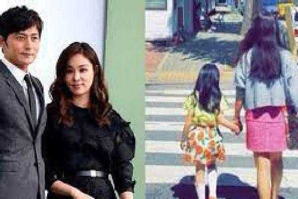 Con gái Jang Dong Gun nổi bật với ngoại hình ở tuổi lên 7