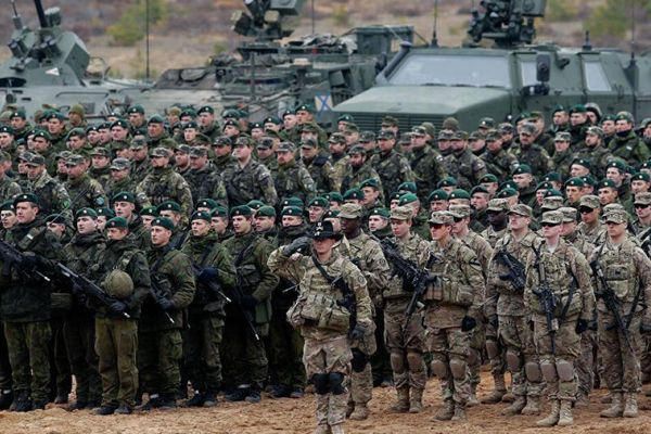 9.000 quân NATO đang được lệnh chuẩn bị tập trận quy mô lớn