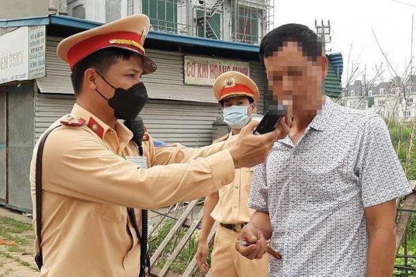 Hưng Yên: Xử phạt một cá nhân 35 triệu đồng vì có nồng độ cồn quá quy định khi tham gia giao thông