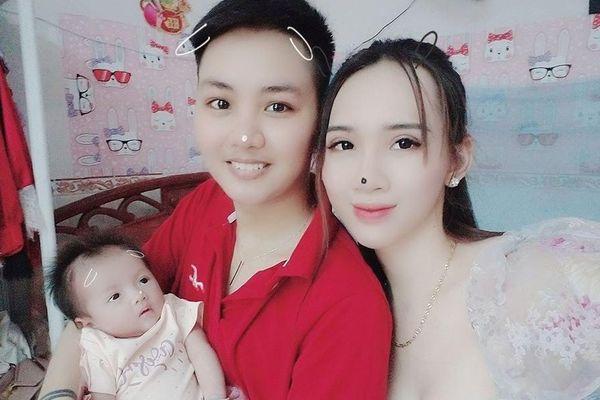 Thực hư 'người đàn ông chuyển giới mang thai' và vợ cũ 'nối lại tình xưa' vì con?
