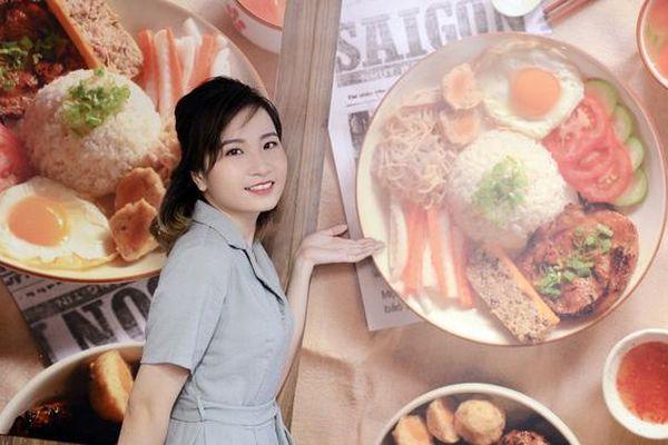 Cô gái đất Cảng mang hương vị cơm tấm Sài Gòn ra Hà Nội