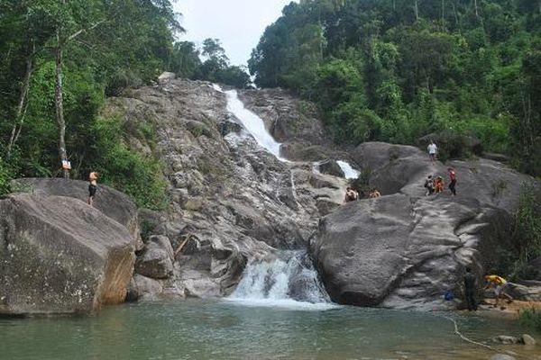 Thác Ma Hao - Điểm du lịch thu hút khách từ khắp mọi miền