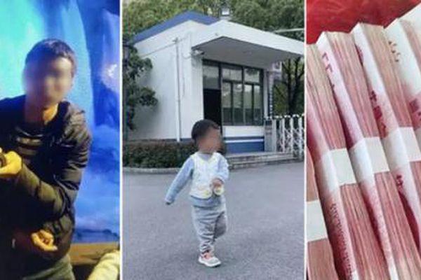 Cha máu lạnh bán con trai 2 tuổi để lấy tiền đưa vợ mới đi du lịch