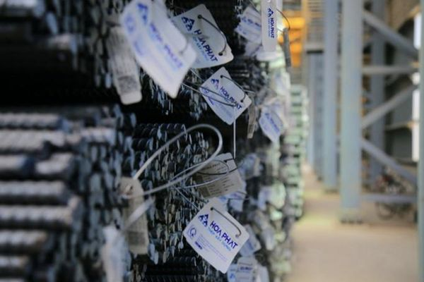 Sản lượng bán hàng tháng 4 của Hòa Phát đạt 869.000 tấn, tăng 65%
