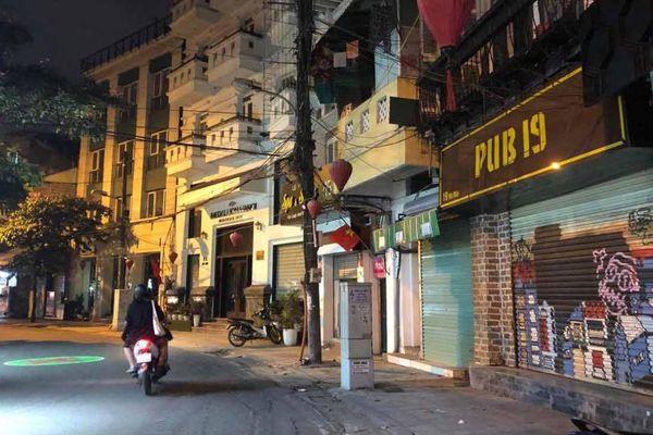 Phong tỏa thành phố Hà Nội là tin đồn thất thiệt
