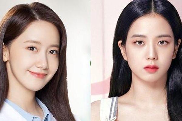 Visual đỉnh cao như Yoona và Jisoo cũng có điểm trừ nhan sắc, còn giống hệt nhau mới lạ