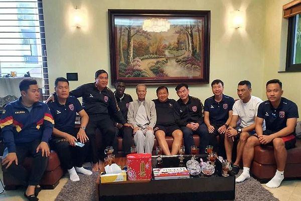 'Bố Hải vẫn còn mãi với bóng đá Việt Nam!'