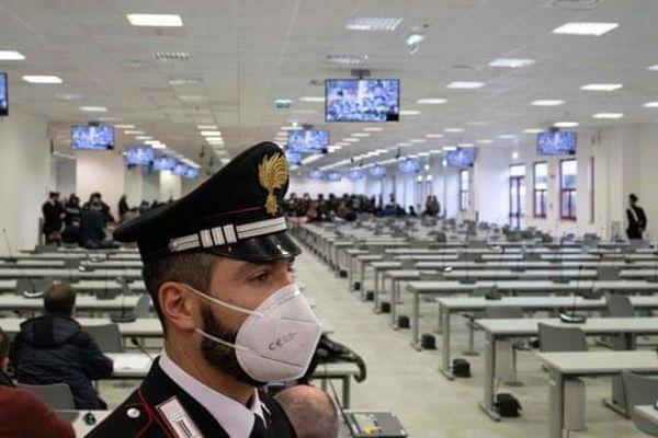 Có 900 nhân chứng trong phiên xét xử mafia lớn nhất ở Italy