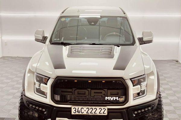 Ford Ranger biển ngũ quý 2 được nâng cấp gói độ 500 triệu đồng