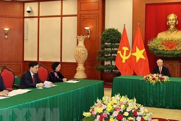 Việt Nam - Cuba tăng cường mối quan hệ hợp tác đặc biệt