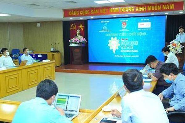 Khởi động cuộc thi 'Công nghệ trí tuệ Student Chie-Tech'