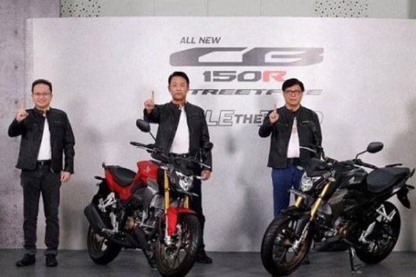Honda CB150R Streetfire 2021 bán ra chưa đến 50 triệu đồng