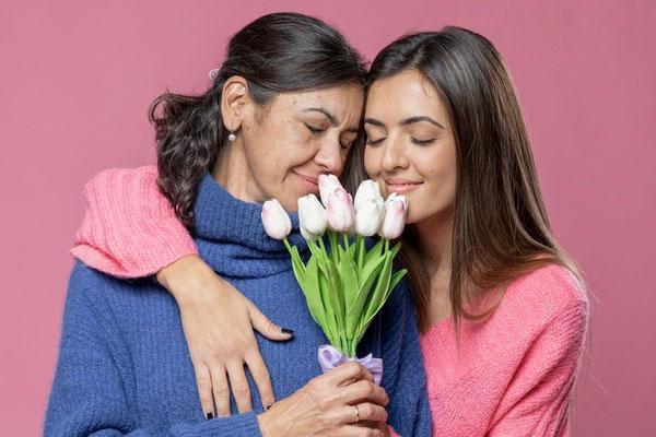 Gợi ý những cách khiến mẹ cảm thấy hạnh phúc trong 'Ngày của mẹ'