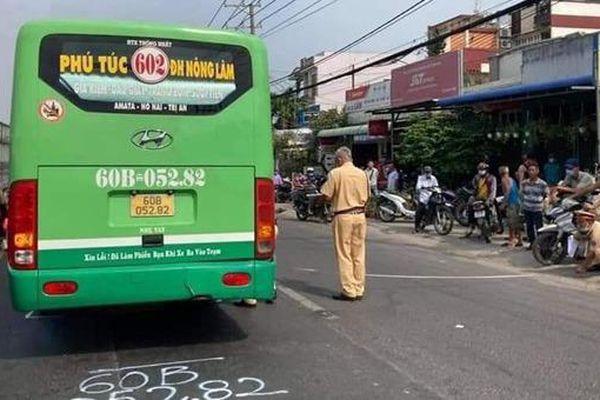 Tin giao thông đến sáng 8/5: Va chạm với xe buýt, 1 người đàn ông tử vong; ô tô lao vào tường, 1 cô gái thiệt mạng, 3 người bị thương