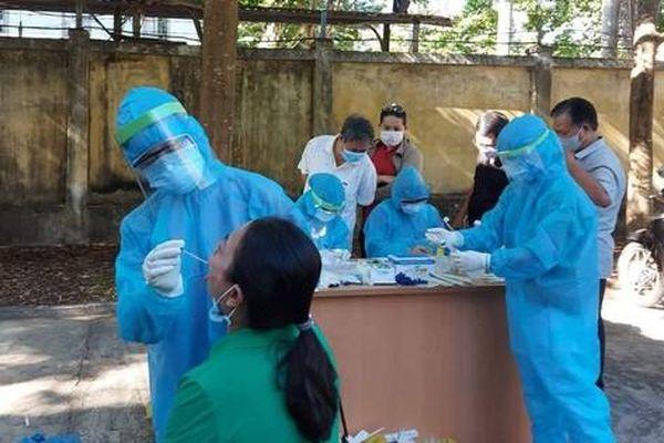 Chi tiết lịch trình di chuyển của ca bệnh COVID-19 ở Quảng Nam