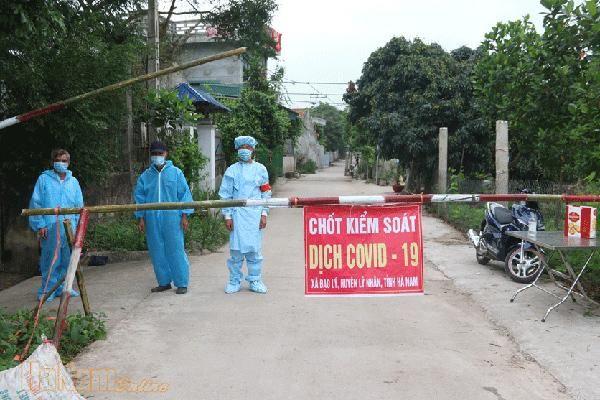 Lạng Sơn thêm 2 ca dương tính SARS-CoV-2