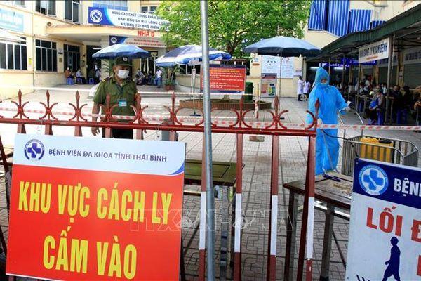 Thái Bình ghi nhận thêm một trường hợp dương tính với SARS-CoV-2