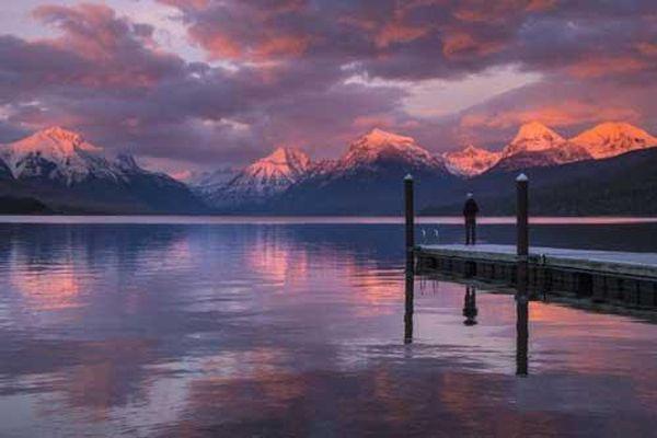 Những vườn quốc gia đẹp tuyệt của nước Mỹ hấp dẫn du khách