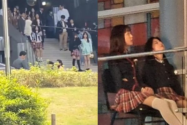 Lộ cảnh quay 'Penthouse' phần 3: Ju Dan Tae đụng độ với Su Ryeon ngay khi ra tù, Rona kiệt sức