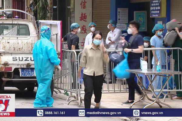 Phong tỏa bệnh viện Medlatec