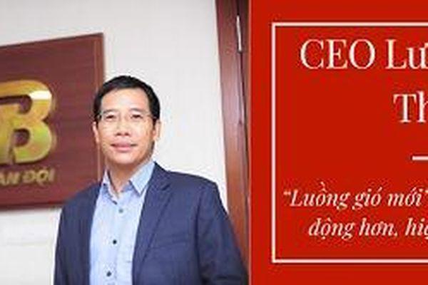 CEO Lưu Trung Thái: 'Luồng gió mới' để MBBank năng động hơn, hiệu quả hơn