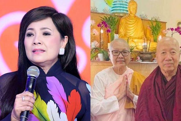 Nghệ sĩ Ngọc Đan Thanh nguyện dành phần đời còn lại cho Phật Pháp