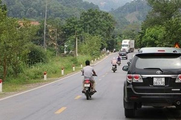 Đầu tư 6.996 tỷ đồng xây tuyến cao tốc Hà Giang - Tuyên Quang