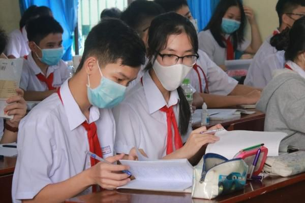 Bà Rịa - Vũng Tàu cho học sinh nghỉ học sớm để phòng, chống dịch