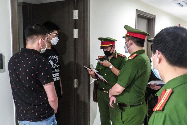 Trắng đêm thực hiện Mệnh lệnh của Giám đốc CATP ở địa bàn có đông người nước ngoài nhất nhì Thủ đô