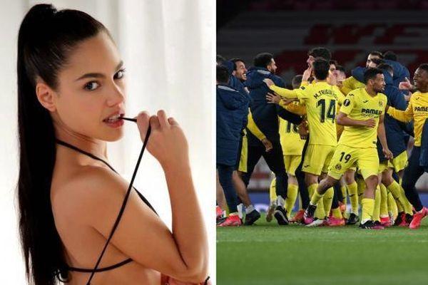 Villarreal mời diễn viên phim 18+ đến xem chung kết với M.U