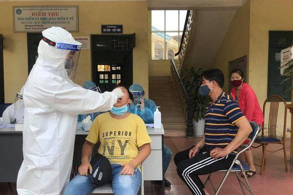 Hà Nội tìm người liên quan đến ổ dịch Covid-19 tại Thuận Thành, Bắc Ninh