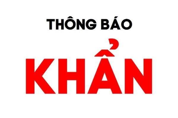 Hà Nội thông báo khẩn với người dân trở về từ Thuận Thành (Bắc Ninh)