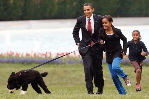 Ông Obama thông báo sự ra đi của 'ngôi sao Nhà Trắng'