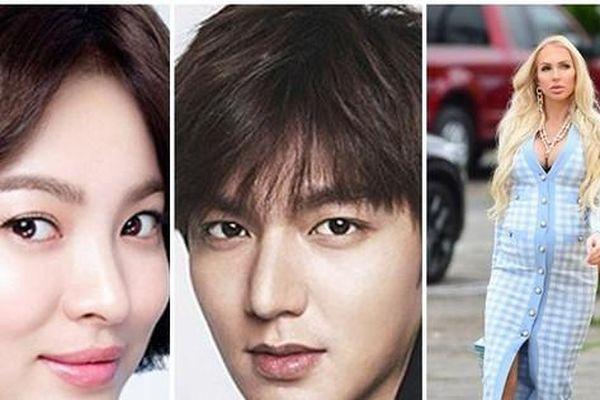Dương Mịch gây 'oải' về trình độ văn hóa; Lee Min Ho và Song Hye Kyo là cặp đôi 'hot' 2021
